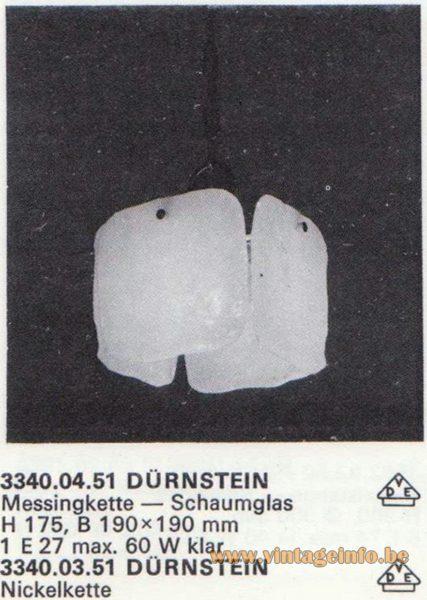 Kalmar Franken KG Pendant Light Dürnstein