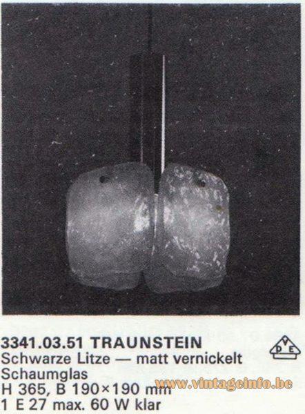 Kalmar Franken KG Pendant Light Traunstein