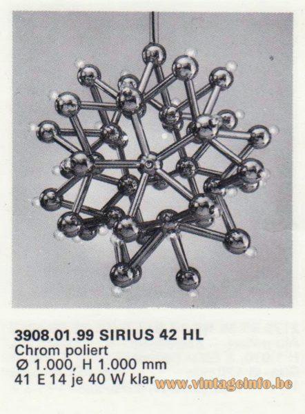 3908.01.99 SIRIUS 42 HL