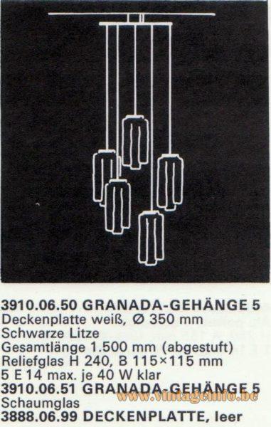 Kalmar Franken KG GRANADA Pendant lights 5