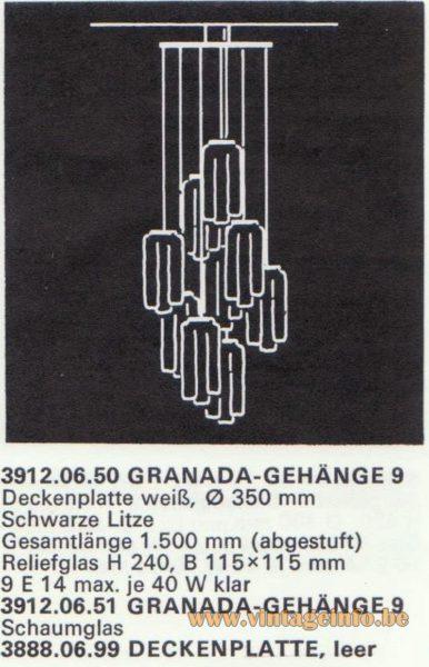 Kalmar Franken KG Pendant Lights Granada 9