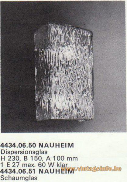 Kalmar Franken KG Wall Light Nauheim
