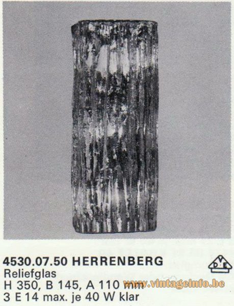 Kalmar Franken KG Wall Light Herrenberg