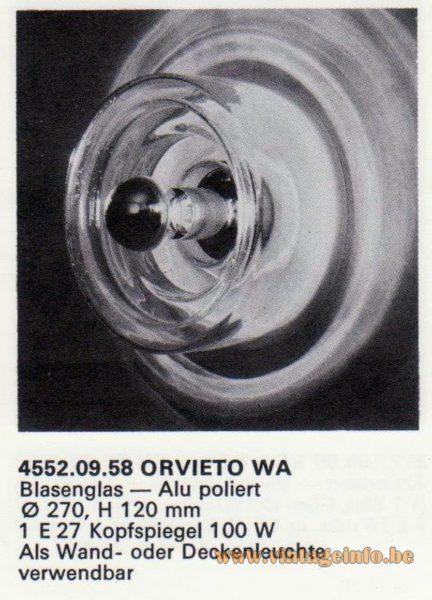 4552.09.58 ORVIETO WA