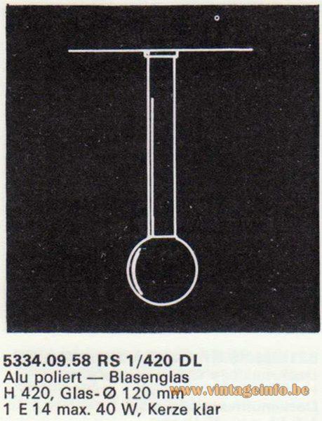 Kalmar Franken KG Flush Mount RS 1/420 DL