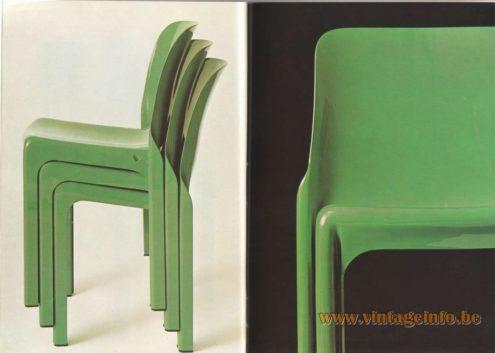 Artemide Catalogue 1976