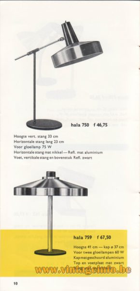 Hala Catalogue March 1967 - 10