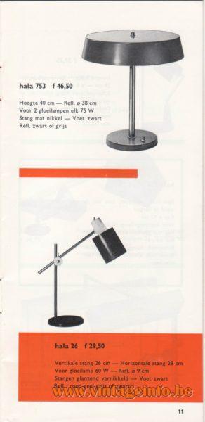 Hala Catalogue March 1967 - 11
