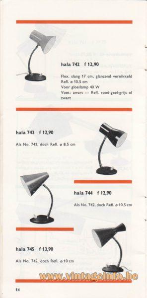 Hala Catalogue March 1967 - 14