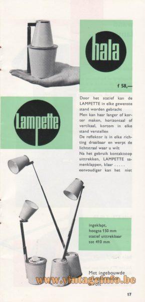 Hala Catalogue March 1967 - 17