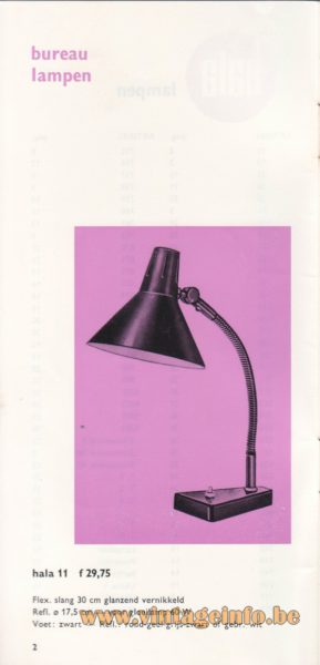 Hala Catalogue March 1967 - 2