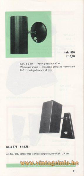 Hala Catalogue March 1967 - 21