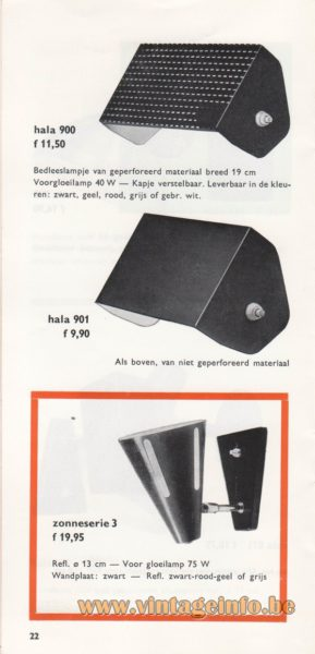 Hala Catalogue March 1967 - 22