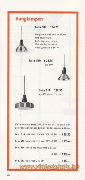 Hala Catalogue March 1967 - 26