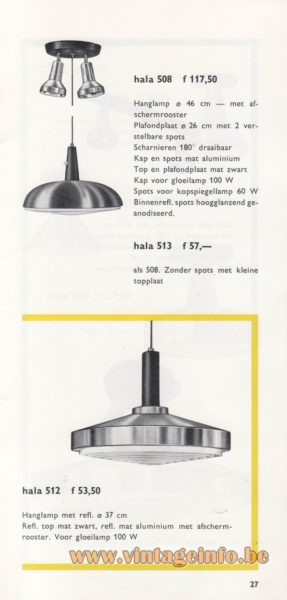 Hala Catalogue March 1967 - 27