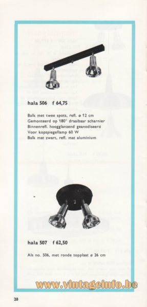 Hala Catalogue March 1967 - 28