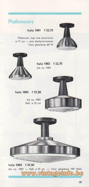 Hala Catalogue March 1967 - 29
