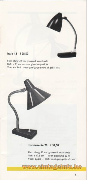 Hala Catalogue March 1967 - 3