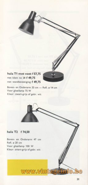Hala Catalogue March 1967 - 31