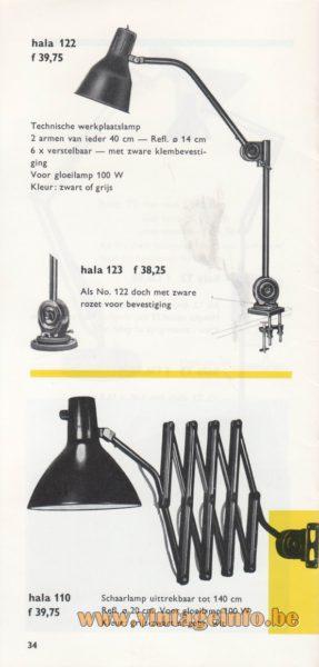 Hala Catalogue March 1967 - 34