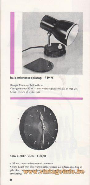 Hala Catalogue March 1967 - 36