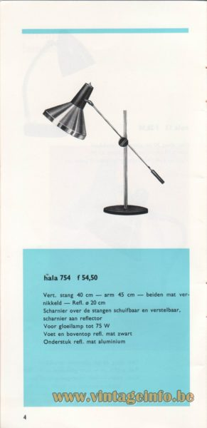 Hala Catalogue March 1967 - 4