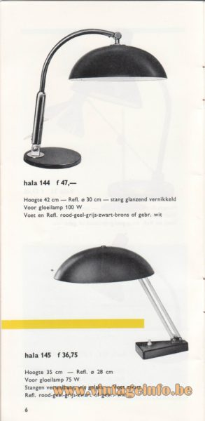 Hala Catalogue March 1967 - 6