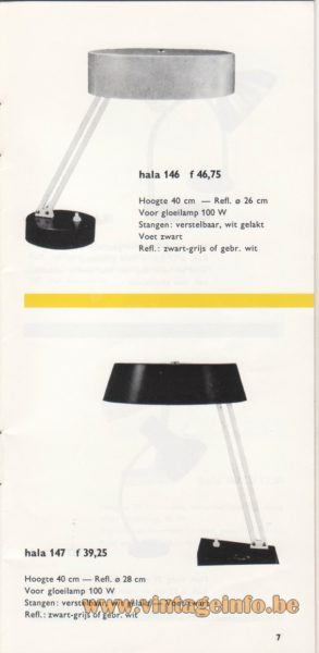 Hala Catalogue March 1967 - 7