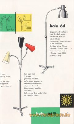 Hala Licht Catalogus 1959 12