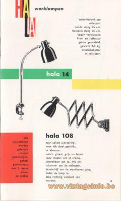 Hala Licht Catalogus 1959 14