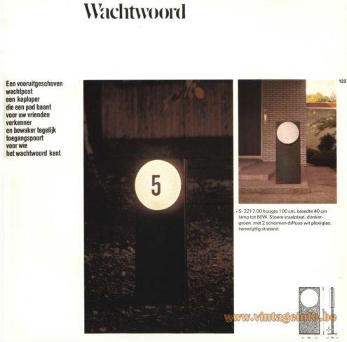 Raak Outdoor Lighting 'Wachtwoord' - S-2217