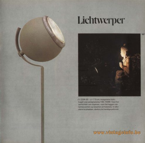 Raak Outdoor Lighting 'Lichtwerper' - S-2206