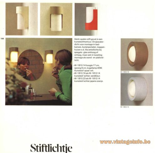 Raak Outdoor Lighting 'Stiftlichtje' (marker light) - W-1810