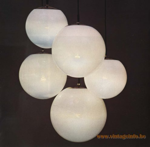 Raak Chandelier - Pendant Lights