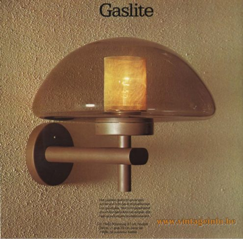 Raak 'Gaslite' Wall Light - C-1642