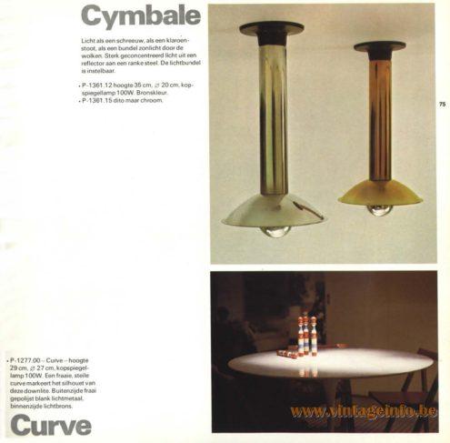 Raak 'Cymbale' Flush Mount, P-1361
