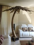 Maison Jansen Palm Tree Floor Light - BIG