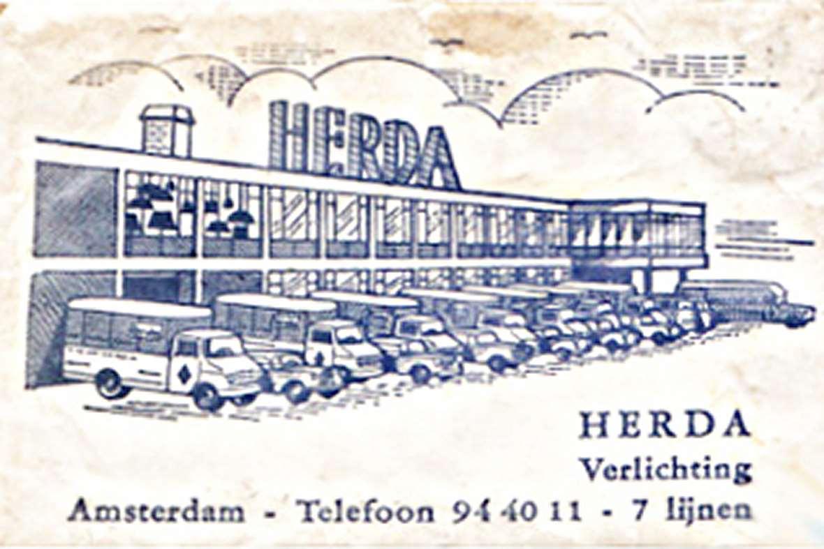 Herda Verlichting, Amsterdam