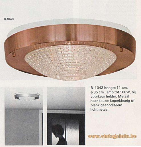 Raak Catalogue 8 - 1968 - page 85