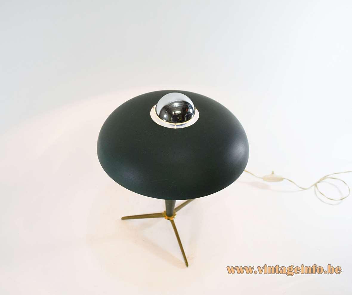Louis Kalff Bijou Table Lamp