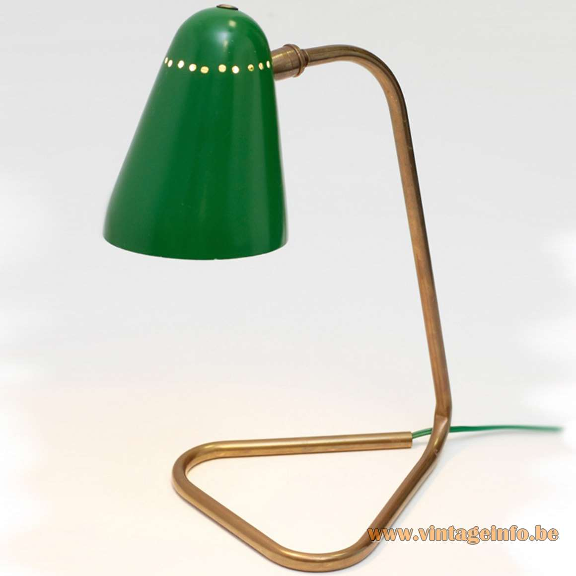 Robert Mathieu Desk or Wall Light 1954