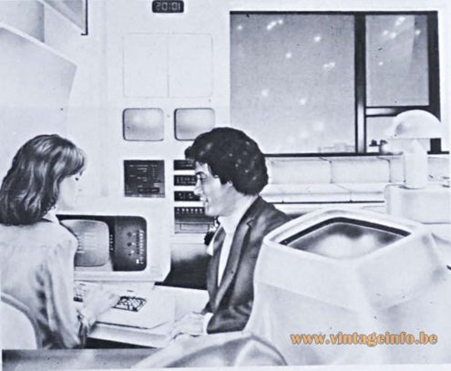 Oluce Atollo Table Lamp 233 - Chriet Titulaar - Computers. Wat moet je er mee?