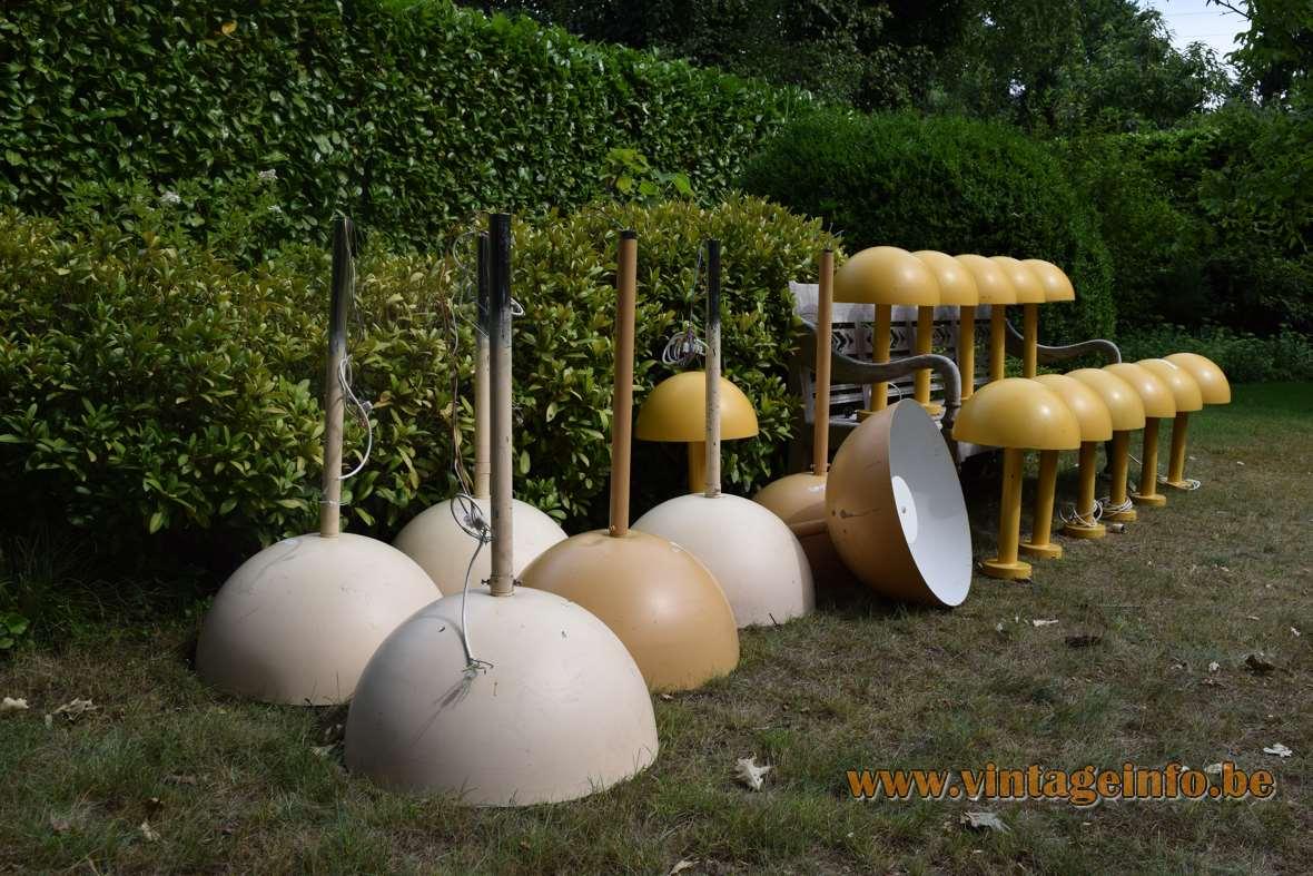 BEGA Mushroom Garden Lamps