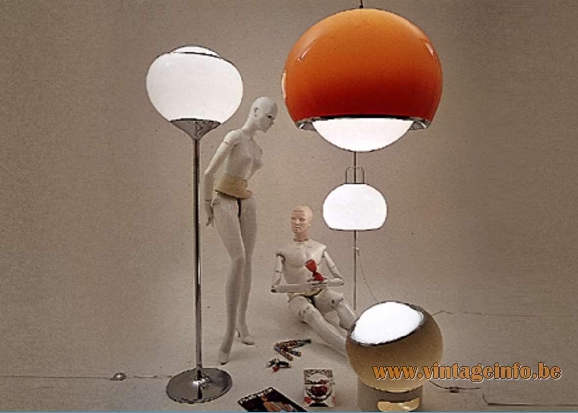Harvey Guzzini Bud Pendant Lamp