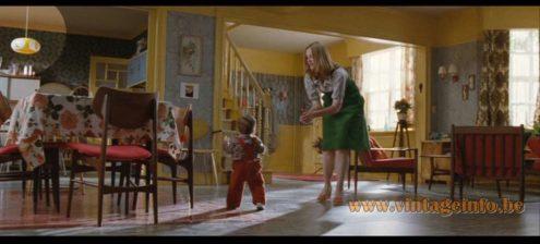 Luigi Colani UFO Pendant Lamp - Mr. Nobody (2009)