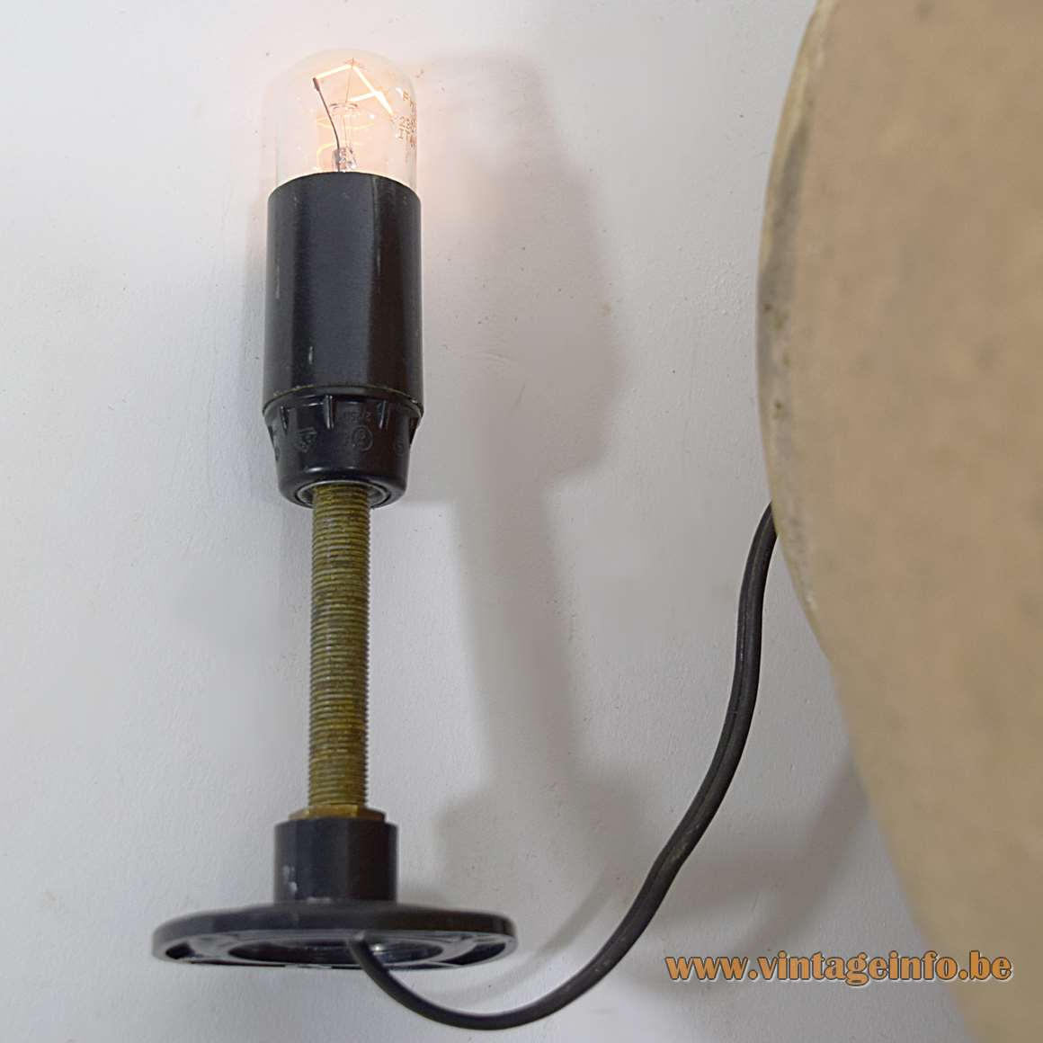 André Cazenave Floor Lamp - inside