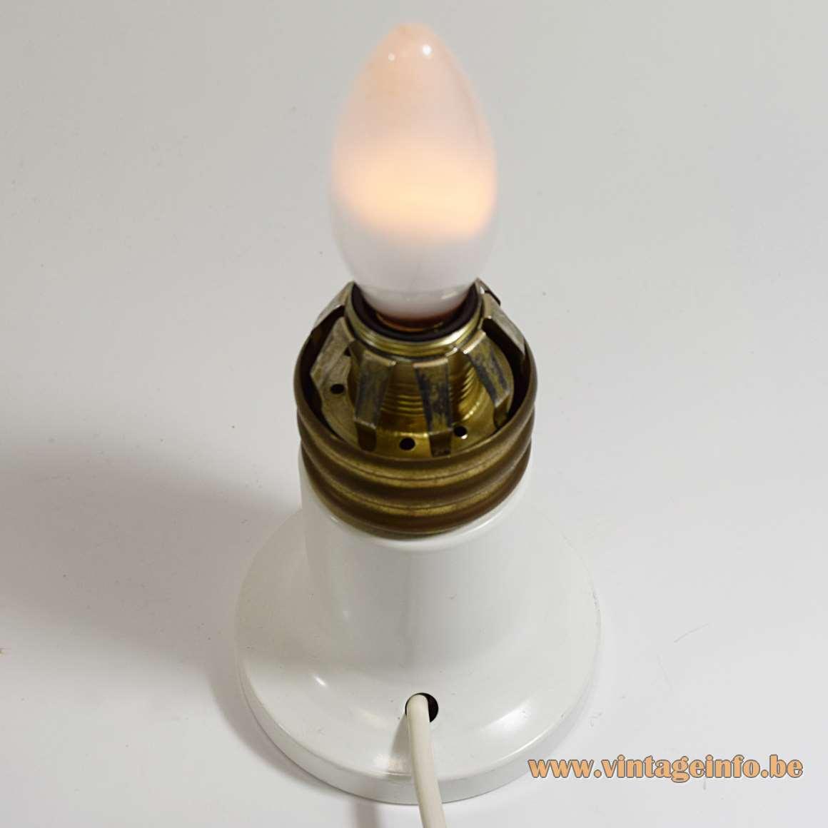 Bulb Table Lamp - inside