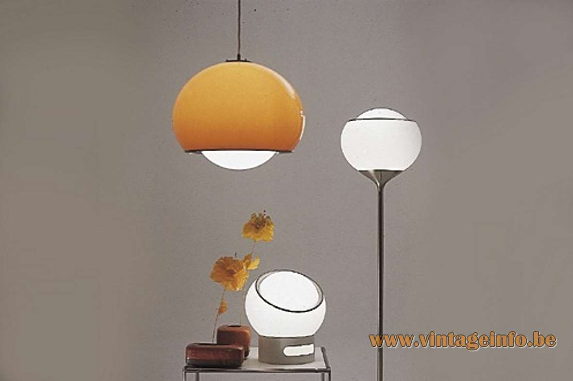 Harvey Guzzini Clan Floor Lamp Vintage Info All About