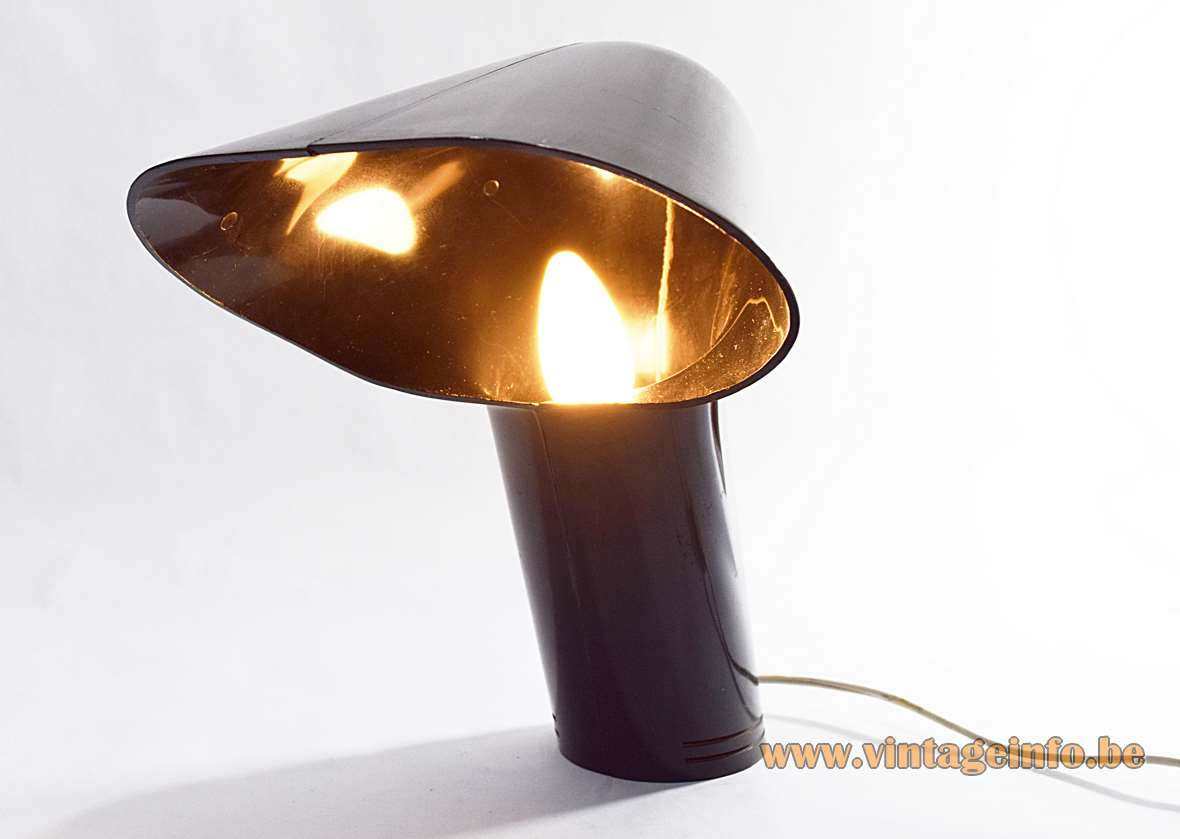 Harvey Guzzini Sorella Desk Lamp Vintage Info All About