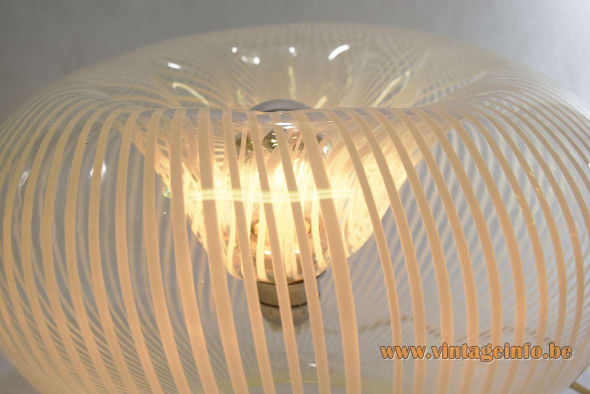 Lino Tagliapietra Table Lamp